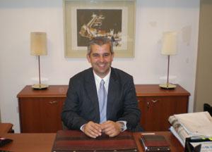 Además de ser el delegado de la Xunta en Argentina, López Dobarro se desempeña como representante legal de Galicia Salud.