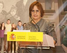 Yolanda Gómez Echevarría.