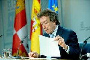 José Antonio de Santiago-Juárez anunció la firma del protocolo para las próximas semanas.