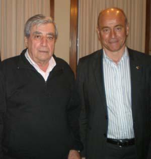 Carlos Vello y Santiago Camba.
