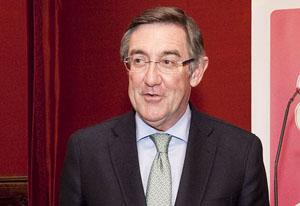 El nuevo alcalde de Santiago de Compostela, Ángel Currás.