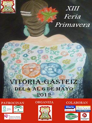 Cartel anunciador de la Feria.