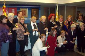 Durante el acto se reconoció a 20 mujeres por su destacado desempeño en diversas actividades.