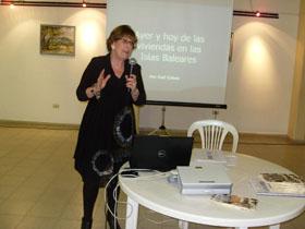 Conferencia de Cati Cobas.