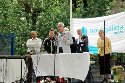Intervención del director de Migraciones, Aurelio Miras Portugal, en el Día de Galicia en Londres.