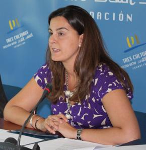 La secretaria general de Acción Exterior, Elvira Saint-Gerons.
