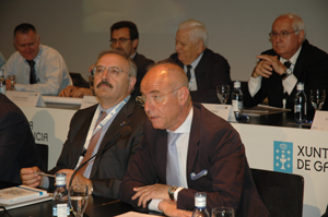 Intervención de Santiago Camba ante el pleno del Consello.