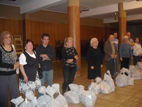 Los emigrantes andaluces beneficiarios de las ayudas.