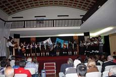 Banda de Gaitas del Lar Gallego de Chile.