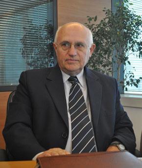 El nuevo presidente de AEGU, Héctor Álvarez.