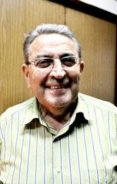 Carlos Barcia, nuevo presidente de la Unión de Sociedades Gallegas de Uruguay.
