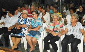 Vista de los participantes.