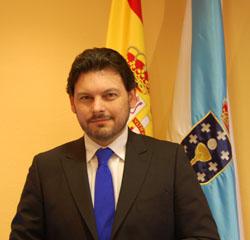 El nuevo secretario xeral da Emigración, Antonio Rodríguez Miranda.