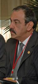 El presidente de la Feceve, Félix Barbero.