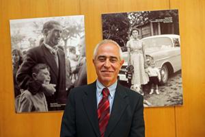El director general de Migraciones, Aurelio Miras Portugal.