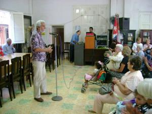 El presidente José López Botello inauguró el encuentro.