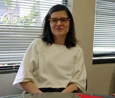 Joana Torrens, directora general de la Cámara Española de Comercio en México.