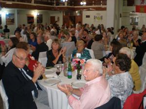 Más de 200 personas celebraron el Día de Castilla y León en el Centro Zamorano de Buenos Aires.