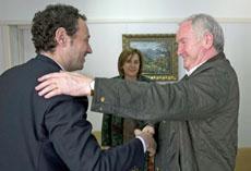 Guillermo Martínez y José Manuel Rodríguez.