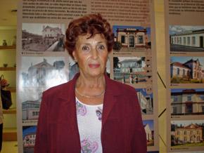 La presidenta del CRE de Buenos Aires, María Teresa Michelón.