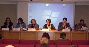 Un momento del acto celebrado en Bilbao.