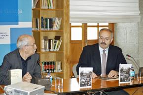 Antonio Izquierdo y Ramón Villares presentaron el Seminario.