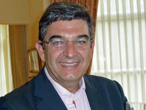 El presidente del PPEB, Joaquín Calvo Basarán.