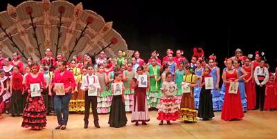 Los niños con la palabra 'Andalucía'.
