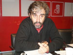 Gustavo López, secretario de Organización del PSOE en Argentina.