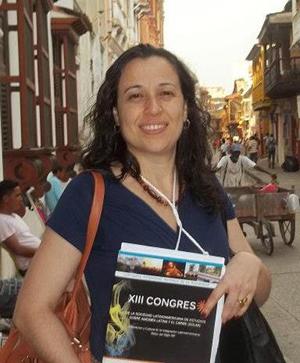 Érica Sarmiento Da Silva.