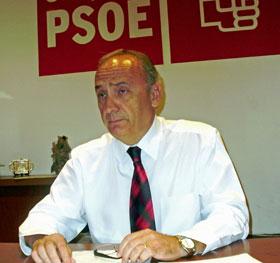 El secretario general del PSOE Uruguay, Javier Vila.