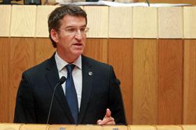 Intervención del presidente de la Xunta, Alberto Núñez Feijóo, en el debate sobre el estado de la autonomía.