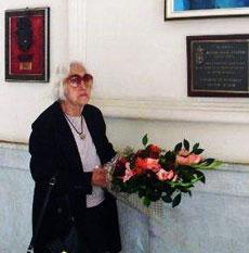 Olga Negreira.