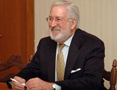 El nuevo embajador de España en Argentina, Estanislao de Grandes.