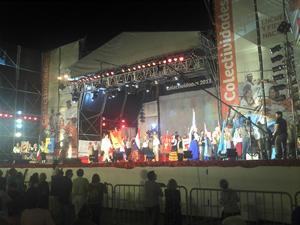 El Centro Castilla y León de Rosario fue uno de los más aplaudidos del festival.
