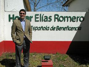 Leandro Pavón ocupó en los últimos años la gerencia general del Hogar para Ancianos Elías Romero de Temperley.