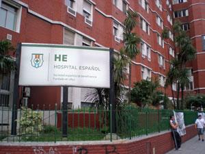 El PAMI se hará cargo de la gestión del Hospital Español durante los próximos seis meses.