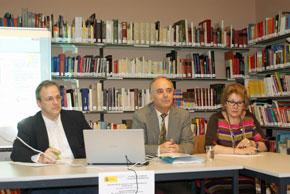 La presentación corrió a cargo del nuevo director de la Agrupación de Lengua y Cultura, Clemente Sánchez Gutiérrez.