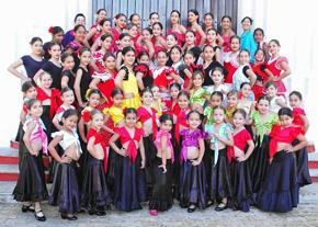 El Grupo Olé-Olé de Matanzas.