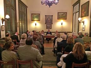 Asamblea de socios del Centro Gallego de Montevideo del pasado 28 de abril.