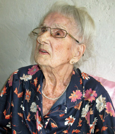 Herminia Alonso Prado.