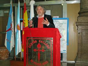 Rivas recalcó la importancia que tuvo para Galicia su emigración.