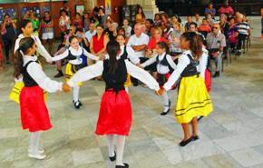 Acto central por el Día das Letras Galegas en La Habana.