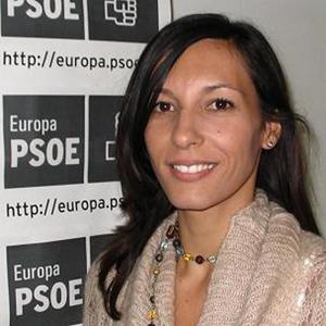 La secretaria general del PSOE Europa, Miriam Herrero.