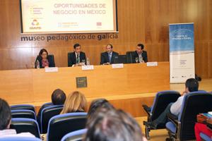 Javier Aguilera en su intervención.