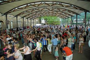 El Día de Galicia en Londres fue una gran fiesta.