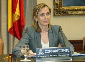 La secretaria general de Inmigración y Emigración, Marina del Corral.