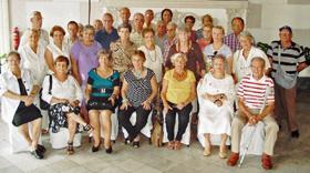 Emigrantes asturianos galardonados.
