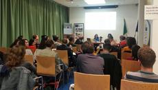 Reunión informativa organizada por el CRE en Dublín.