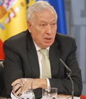 José Manuel García-Margallo.